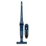 Aspirator vertical Bosch BCHF2MX20, Putere 20V, Capacitate 0.4 l, Autonomie 44 minute, Selfstand, EasyClean, Albastru