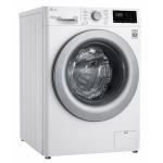 Masina de spalat rufe LG F4WV309N4E, Clasa A+++, Capacitate 9kg, 1400 rpm, Alb