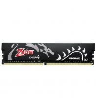 Memorie Kingmax Zeus Dragon Gaming, 16GB DDR4,  Frecventa 2800 MHz, Single Channel, 1.35V