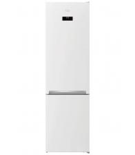 Combina frigorifica Beko RCSA406K40WRN, Clasa E, Capacitate 386 l, Voice recorder, H 203 cm, Alb
