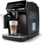 Espressor automat Philips LatteGo EP3241/50, Putere 1500 W, Capacitate 1.8 l, 15 bari, Carafa lapte, Negru