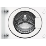 Masina de spalat rufe incorporabila Beko WITV8712X0W, Clasa C, Capacitate 8 kg, 1400 RPM, Display LED, Alb