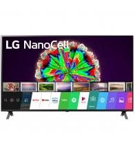 Televizor LG 49NANO803NA, Smart, LED, Clasa G, Diagonala 123 cm, NanoCell, AI, HDR 10 Pro & HLG, Negru