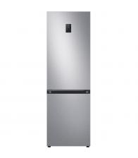 Combina frigorifica Samsung RB34T670ESA/EF, Clasa E, Capacitate 344 l, No frost, SpaceMax™️, All-Around Cooling, Argintiu