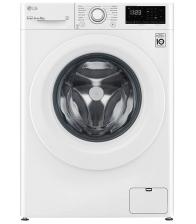 Masina de spalat rufe LG F4WN208N3E, Clasa D, Capacitate 8 Kg, 1400 rpm, AI Direct Drive, SmartDiagnosis™, Alb