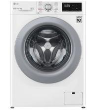 Masina de spalat rufe LG  F4WN209S4E, Clasa D, Capacitate 9 Kg, 1400 rpm, AI Direct Drive, SmartDiagnosis™, Alb