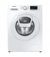 Masina de spalat rufe Samsung WW70T4540TE/LE, Clasa D, Capacitate 7kg, 1400 rpm, Hygiene Steam, Motor Inverter, Alb