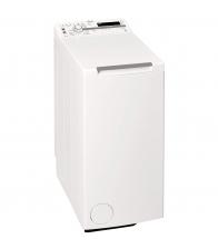 Masina de spalat rufe cu incarcare verticala Whirlpool TDLR 7220 SS EU/N, Clasa E, Capacitate 7 Kg, 1200 rpm, 6th Sense, Alb