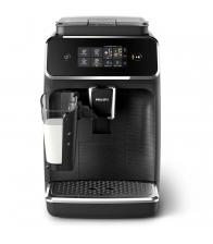 Espressor automat Philips EP2232/40, Putere 1500 W, Capacitate 1.8 l, Touchscreen, LatteGo, AquaClean, AromaSeal, Negru