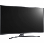 Televizor LG 49UN74003LB, LED, Smart, Clasa F, Diagonala 123 cm, Ultra HD 4K, Negru
