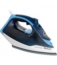 Fier de calcat Tefal Express Steam FV2836E0, Putere 2400W, Capacitate 270 ml, Jet de abur 165 g/min, Violet