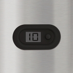 Friteuza Tefal One Filtra FF175D71, Putere 1900 W, Capacitate 1.2 Kg, Temperatura ajustabila, Filtru metalic, Inox