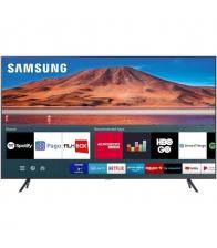 Televizor Samsung 75TU7172, LED, Smart, Clasa G, Diagonala 189 cm, Ultra HD 4K, Negru