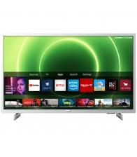 Televizor Philips 32PFS6855/12, LED, Smart, Clasa F, Diagonala 80 cm, Full HD, Argintiu