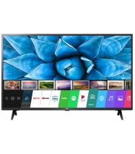 Televizor LG 43UN73003LC, LED, Smart, Clasa G, Diagonala 108 cm, Procesor Quad Core 4K, HDR 10 PRO, Ultra Surround, Negru