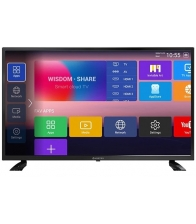 Televizor Vortex  V32TPHDE1S, LED, Smart, Clasa F, Diagonala 81 cm, HD Ready, Negru