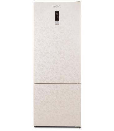 Combina frigorifica SILTAL IMPERA IHID44NC, Clasa A++, Capacitate 453 l, NO FROST, Crem