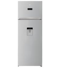 Frigider cu doua usi Beko RDNE505E30DZMN, Clasa F, Capacitate 451 l, NeoFrost™ dual cooling, Dozator de apa, H 185 cm, Marble