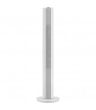 Ventilator cu picior Rowenta Essential+ VU4420F0, Putere 60 W, Diametru 40 cm,3  trepte de viteza, Inaltime reglabila, Negru