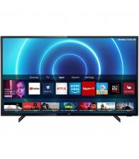 Televizor Philips 70PUS7505/12, Smart, LED, Clasa G, Diagonala 177 cm, Ultra HD 4K, Negru