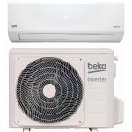 Aer conditionat Beko BRVPF120/121, Clasa A++/A+, Inverter, 12000 BTU, Kit de instalare inclus, Alb