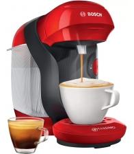 Espressor BOSCH Tassimo Style TAS1103, Putere 1400 W, Capsule T Disc, Capacitate 0.7 l, Rosu