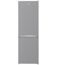 Combina frigorifica Beko RCSA366K40WN, Clasa E, Capacitate 343 l, Iluminare LED, H 185.5 cm, Alb
