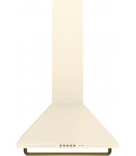 Hota decorativa Gorenje WHC63CLI, Putere de absortie 650 m³/h, 1 motor, 60 cm, Bej