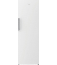 Congelator Beko RFNE312K31WN, Clasa F, Capacitate 282 l, No Frost, Congelare rapida, Alb
