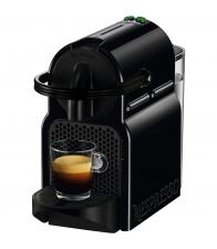 Espressor cu capsule Nespresso by De'Longhi Inissia Black, Putere 1260 W, Capacitate 0,7 l, 19 bari, Negru