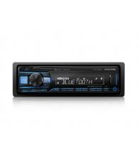 Player auto Alpine UTE-200BT, 4 x 50W, USB, AUX, Bluetooth, Negru