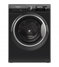 Masina de spalat rufe Hotpoint NLCD945BSAEUN, Clasa B, Capacitate 9 Kg, 1400 rpm, Steam Hygiene, Motor Inverter, Negru