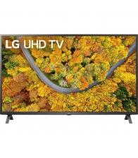 Televizor LG 75UP75003LC, LED, Smart, Clasa G, Diagonala 189 cm, Ultra HD 4K, Procesor α5 AI 4K, Negru
