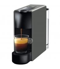 Espressor Nespresso by Krups Essenza Mini Intense Grey, Putere 1260 W, Capacitate 0.6 l, Capsule, Gri