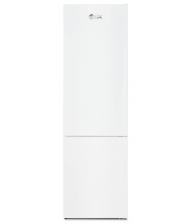 Combina frigorifica LDK Boreal DDW400IHLF, Clasa F, Capacitate 378 l, Termostat ajustabil, H 201 cm, Alb