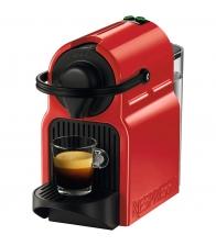 Espressor Nespresso by Krups Inissia Red, Putere 1260 W, Capacitate 0.7 l, Capsule, Rosu