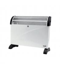Convector electric Home FK 190 Turbo, Putere 2000 W, 2 trepte de putere, Ventilator, Termostat mecanic, Alb