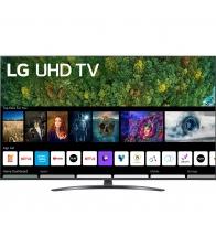 Televizor LG 43UP78003LB, LED, Smart, Clasa G, Diagonala 108 cm, Ultra HD 4K, Procesor Quad Core AI 4K, Negru