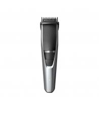 Masina de tuns barba Philips BT3216/14, Acumulator, Autonomie 60 minute, 20 trepte de taiere 0.5-10, Argintiu
