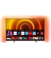 Televizor Philips 58PUS7805/12, LED, Smart, Clasa G, Diagonala 146 cm, Ultra HD 4K, Ambilight, Negru
