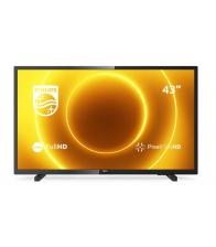 Televizor Philips 43PFS5505/12, LED, Clasa F, Diagonala 108 cm, Full HD, Negru