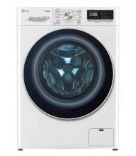 Masina de spalat rufe LG F4WV709S1E, Clasa A, Capacitate 9 kg, 1400 rpm, TurboWash 360™, Steam, SmartThinQ™, Alb