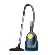 Aspirator fara sac Philips PowerPro Active FC9532/09, Putere 750 W, Capacitate 1.7 l, Super Clean Air, Rosu