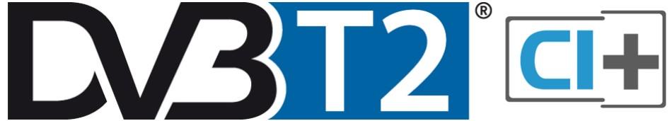 DVB-T2 & CI+