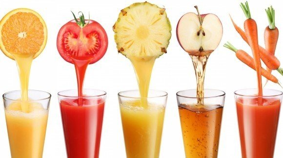 Sucul de fructe proaspăt, o porție de sănătate